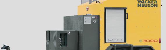 Ground Heater Rental – E3000 – by Wacker Neuson