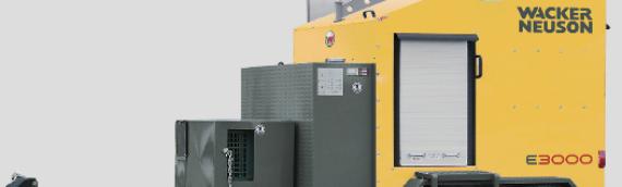 Ground Heater Rental – E3000ES by Wacker Neuson