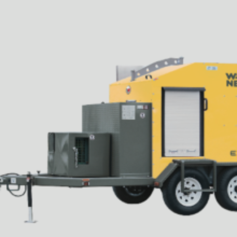 Ground Heater Rental - E3000ES by Wacker Neuson