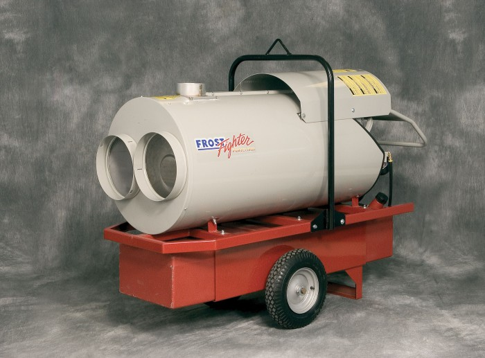 Picture of Indirect Heater Rental – Frost Fighter IDF 500 Oil