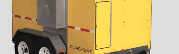 Pure Heat Ground Heater Rental – Wacker Neuson