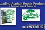 Picture of Asphalt Repair in Rochester, Ithaca & NY