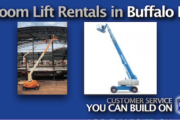 Picture of Boom Lift Rental in Buffalo NY
