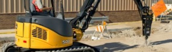 Excavator Rental — The Duke Company