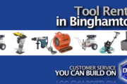 Tool Rental & Building Supply Resource in Binghamton NY