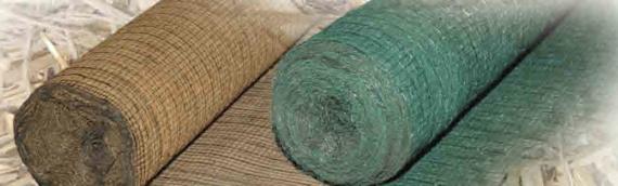 Erosion Control Blanket – ECS-2 Straw Blanket