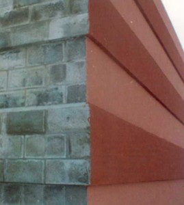 Structural Skin Base Coat for Exterior Walls by Conproco