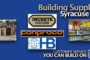 Building Supplies Syracuse NY