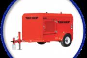 150,000 BTU Ground Thawing Heater Rental – HeatKing HK150