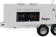 Stay Warm with Powerful Trailer-Mounted Indirect Heater Rentals