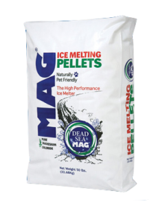 Dead Sea Mag Ice Melting Pellets and Deicer in NY from the Duke Company