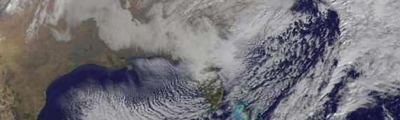 East Coast Digs Out From Winter Storm Jonas' Aftermath