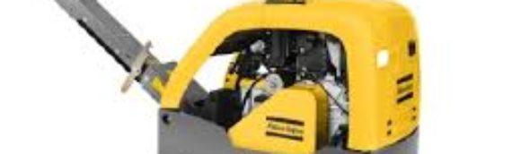 Atlas Copco Rental — The Duke Company — LG400 Forward Reversible Plate Compactor