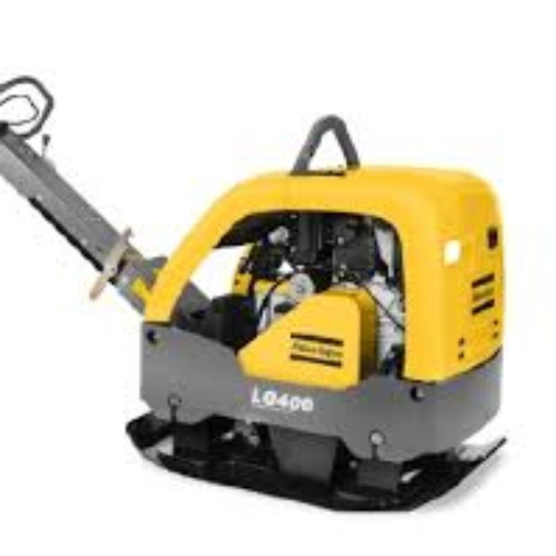 Atlas Copco Rental -- The Duke Company -- LG400 Forward Reversible Plate Compactor