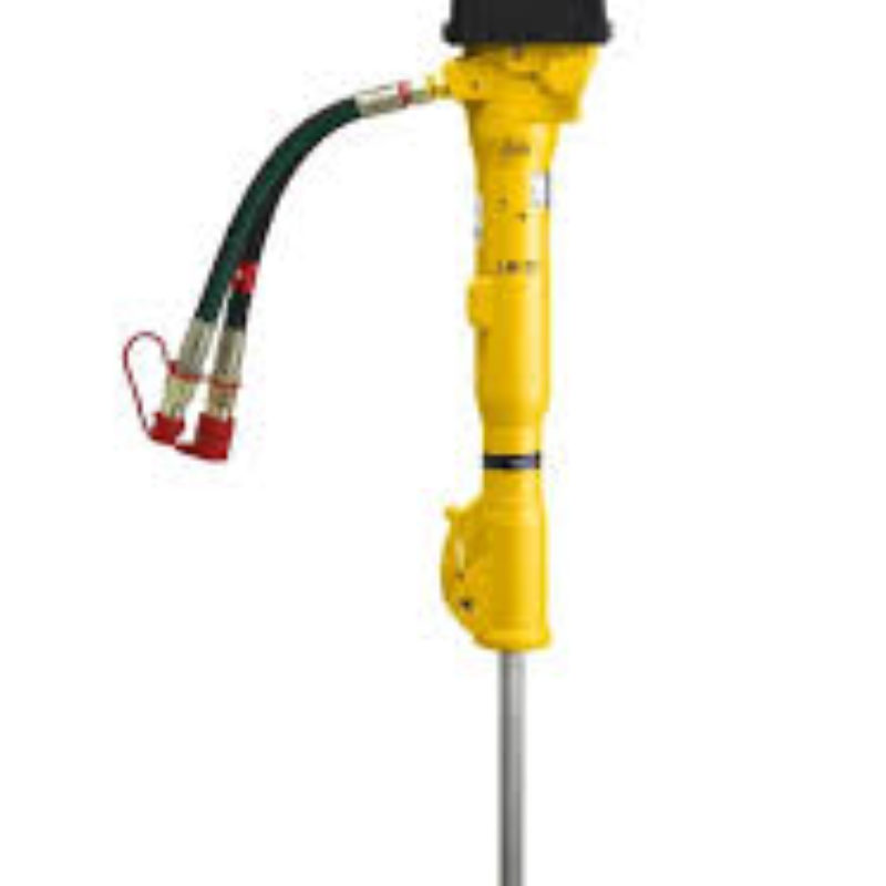 The Atlas Copco LH 180 Handheld Hydraulic Breaker Rental -- The Duke Company Rochester NY