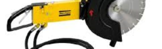 The Atlas Copco LS 16 Cut-Off Saw — Duke Equipment Rental
