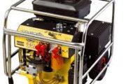 Atlas Copco 18 Twin PE power pack