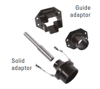 Atlas Copco Guide Adapter Solid Adaptor