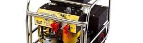 The Atlas Copco LP 18-30 PE Power Pack