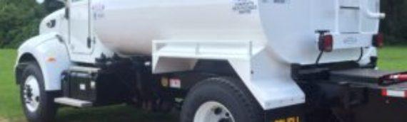 Ledwell F750 2,000 Gallon Water Trucks–Duke Equipment Rental
