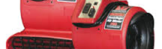 Phoenix CAM Pro Centrifugal Air Mover–Duke Equipment Rental