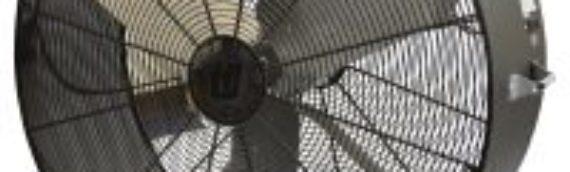 TPI Direct Drive Drum Fan 36in (Model # PB 36-D) — Duke Equipment Rental