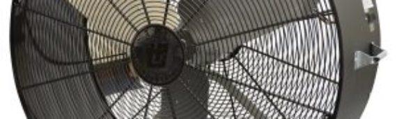 TPI Direct Drive Drum Fan 42in (Model # PB 42-D) — Duke Equipment Rental