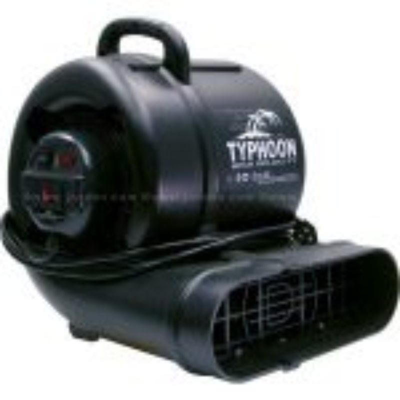 The Typhoon 3-Speed Air Mover--Duke Equipment Rental