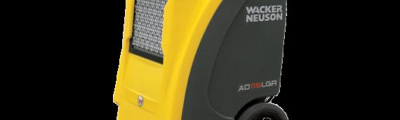 The Wacker Neuson–AD 115LGR Dehumidifier–Duke Equipment Rental