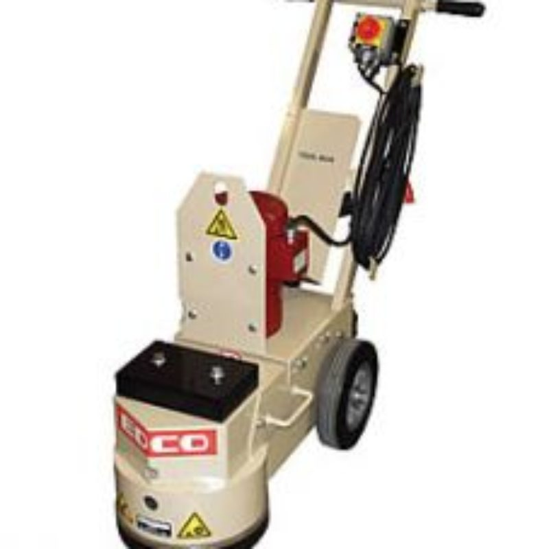 Single Disc Grinder Rental – Edco SEC1.5L--The Duke Company Rochester