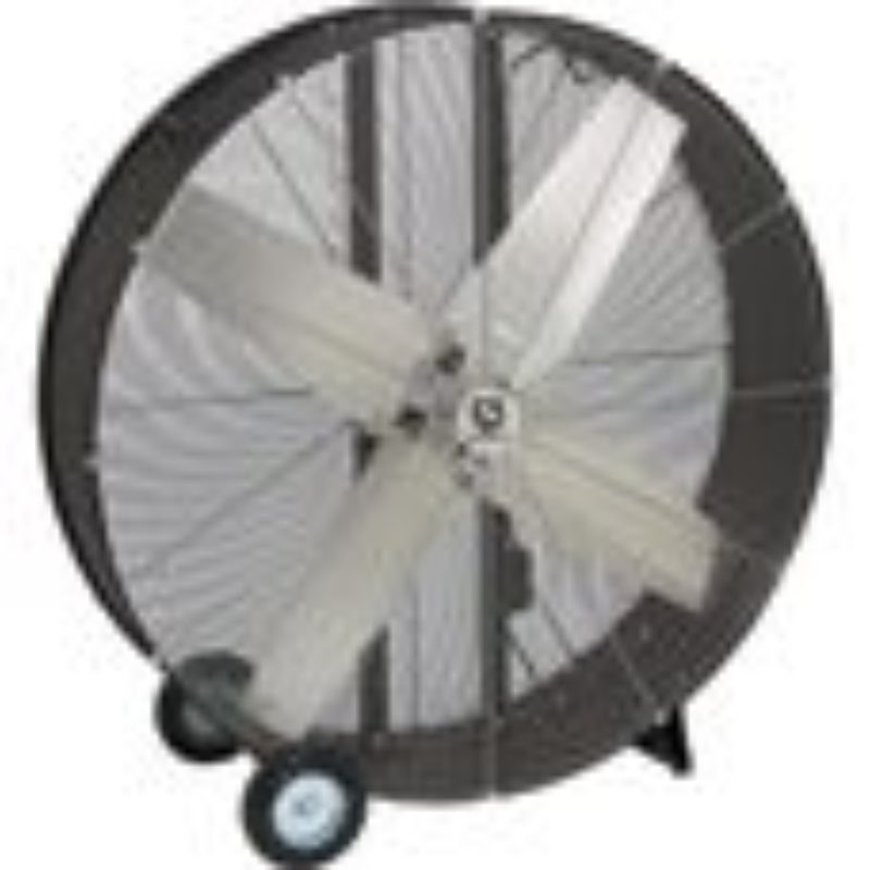 Strongway Open Motor Direct-Drive Drum Fan — 48in., 18,900 CFM -- The Duke Company Rochester