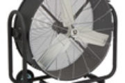 Strongway Tilting Direct Drive Drum Fans — 36in