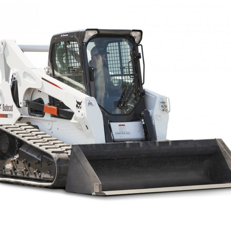 Bobcat T750 Skid Steer Loader Rental