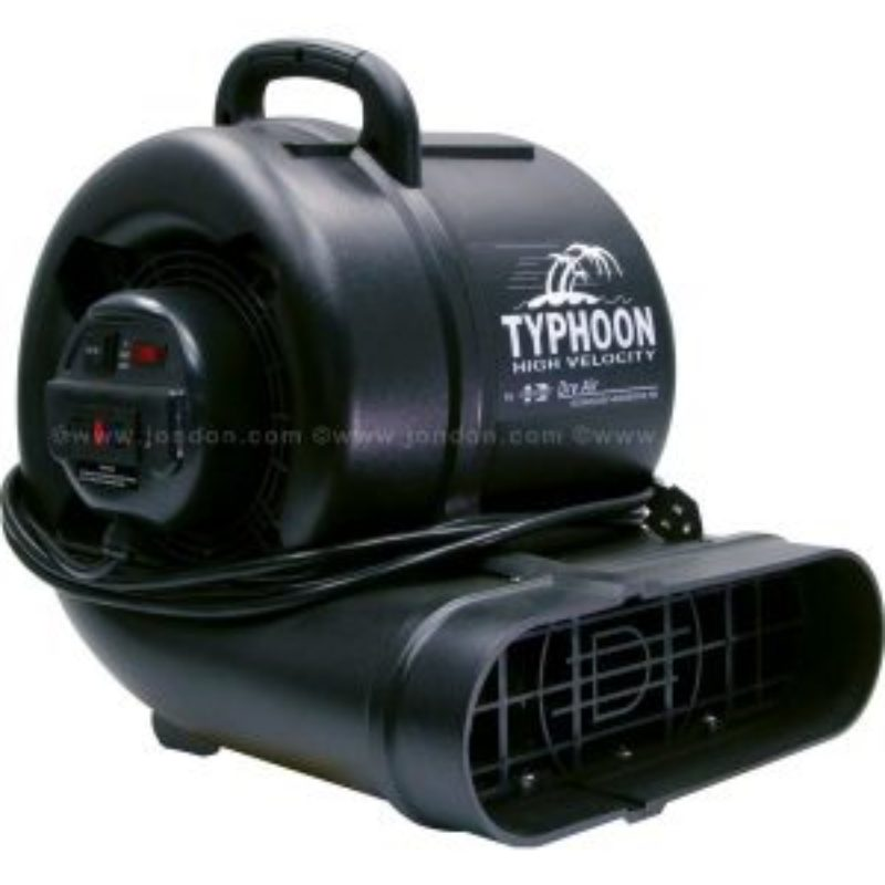 The Typhoon 3-Speed Air Mover | The Duke Company