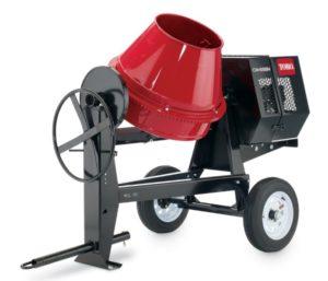 Toro Concrete Mixer Rental in Upstate NY