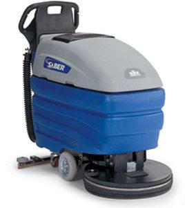 Superb 20u201d Walk Behind Electric Floor Scrubber Rental U2013 Windsor Karcher Group  Saber Compact 20