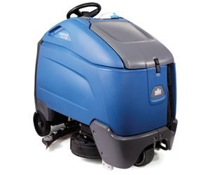 26 Inch Stand-On Commercial Floor Scrubber Rental - Windsor Karcher - Chariot 3 iScrub 26 - Duke Company in Rochester, Ithaca and Dansville NY