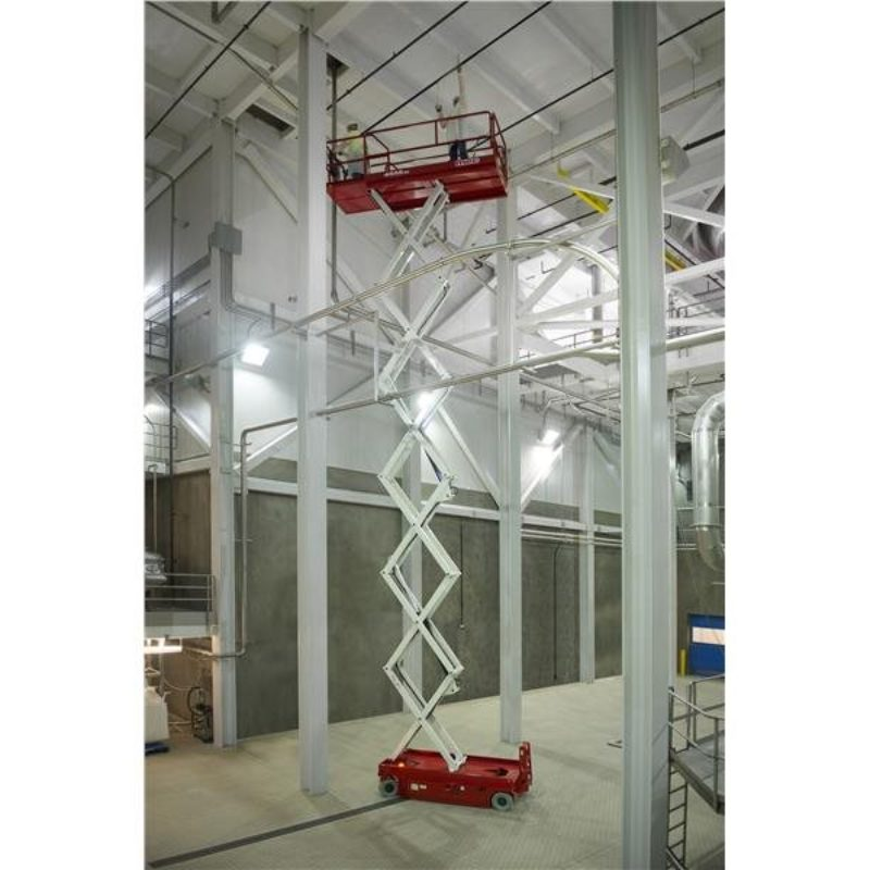 45 Foot Electric Scissor Lift Rental - MEC 4555SE