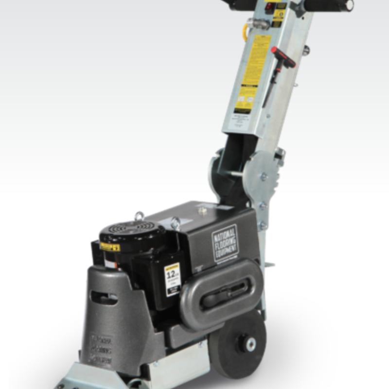 Hydraulic Walk-Behind Floor Scraper  – National Flooring Equipment – 6280 Commander