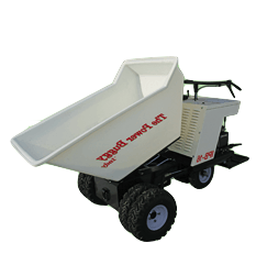 Concrete Power Buggy Rental in Upstate NY