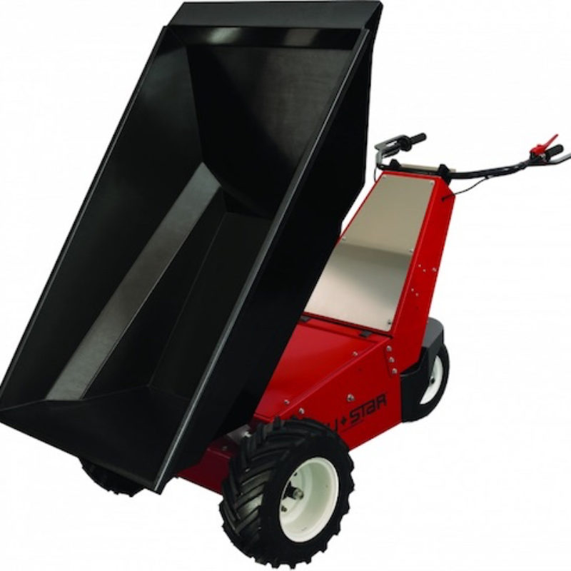Power Pusher Rental - Electric Wheelbarrow - E-750