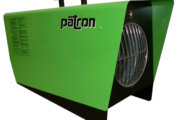 65,000 BTU Portable Electric Heater - Patron - 18E