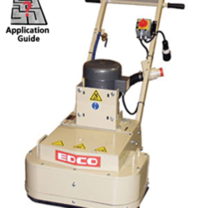 Four Disc Grinder Rental - EDCO 4GC-11H