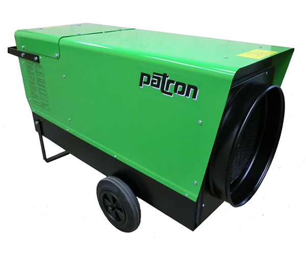 136,500 BTU Portable Electric Heater - Patron - 40D