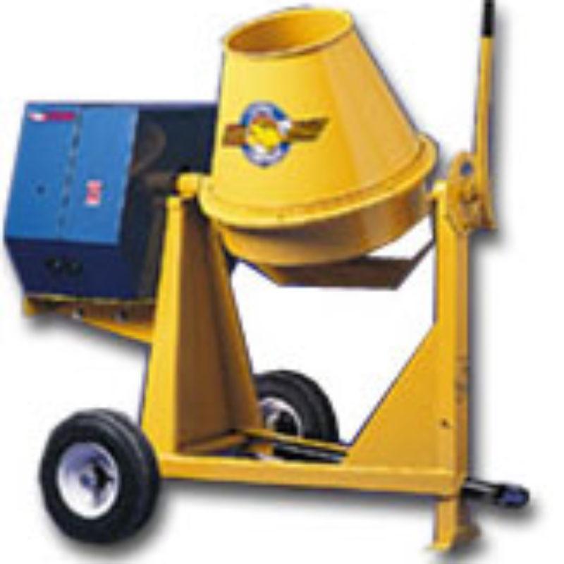 Concrete Mixer Rental - Stone 45CM Concrete Mixer