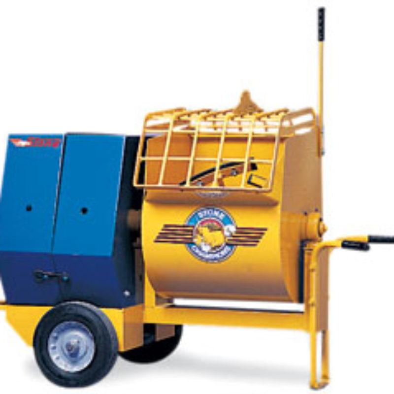 Mortar Mixer Rental - Stone 465PM Mortar Mixer