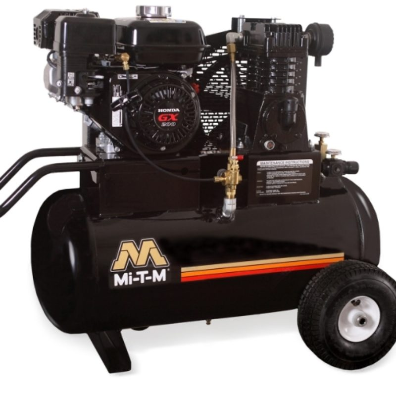 Call The Duke Company for Your Construction Equipment Needs -Air Compressors Rental