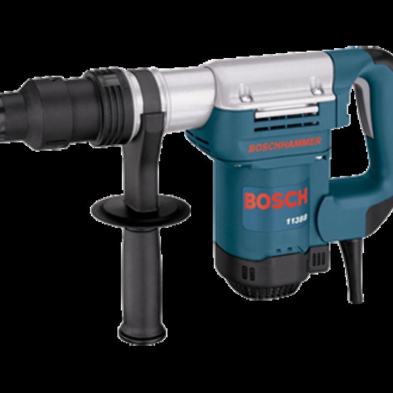 12 Pound Electric Breaker / Demolition Hammer Rental - Bosch 11388