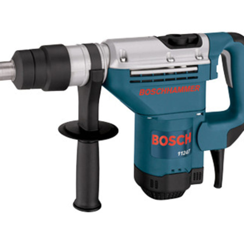 1 Nine Sixteenths Inch Spline Combination Hammer Rental - Bosch 11247