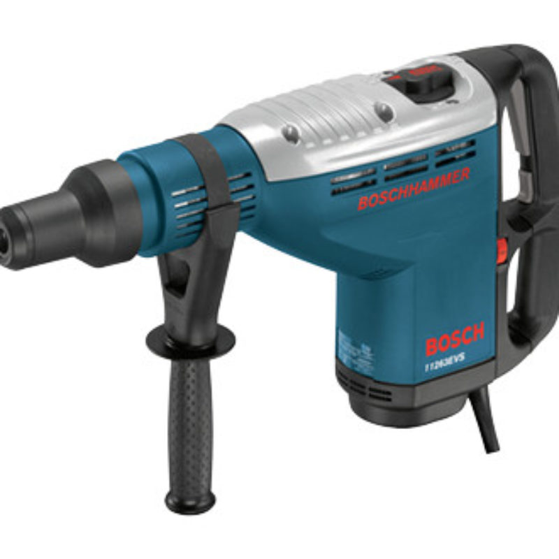 1 And Three Quarter Inch SDX-Max Rotary Hammer Rental - Bosch 11263EVS